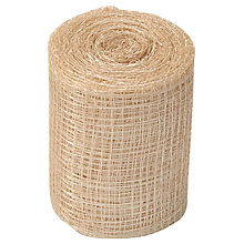 Buy Darice Sinamay Ribbon Roll, Natural, 1.5 Inches x 10 Yards Online at johnlewis.com