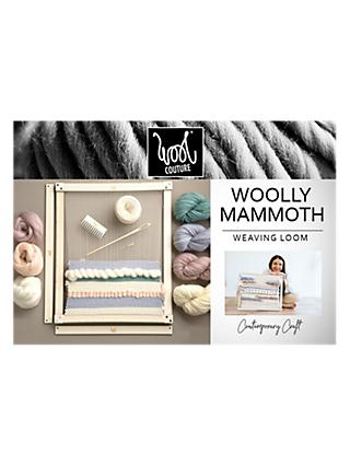 Wool Couture Woolly Mammoth Weaving Loom Kit