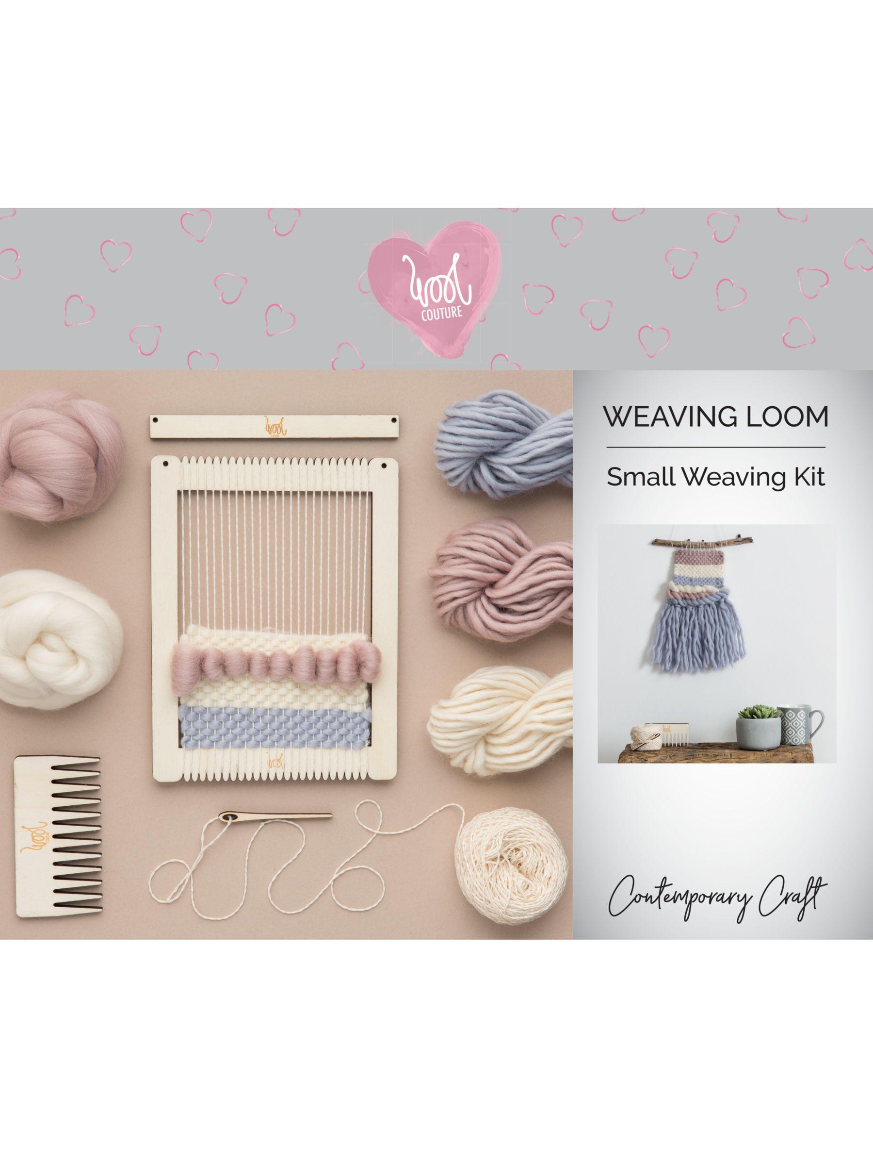 Small weaving