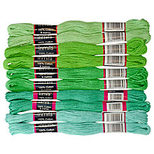 Buy Habico Embroidery Threads, 10 Skeins Online at johnlewis.com