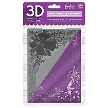 Buy Crafter's Companion 3D Bells Embossing Folder Online at johnlewis.com