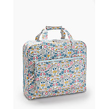 Buy John Lewis Daisy Chain Print Sewing Machine Bag, Multi Online at johnlewis.com