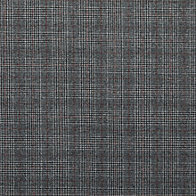 Buy Viscount Textiles Check Weave Fabric, Grey/Plum Online at johnlewis.com