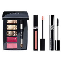 Buy Dior Rouge Dior Liquid Lipstick, 162 Miss Satin and Pump 'N' Volume Mascara with Gift Online at johnlewis.com