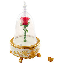 Buy Disney Beauty and the Beast Enchanted Rose Jewellery Box Online at johnlewis.com