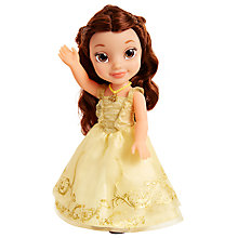 Buy Disney Beauty and the Beast Ballroom Belle Doll Online at johnlewis.com