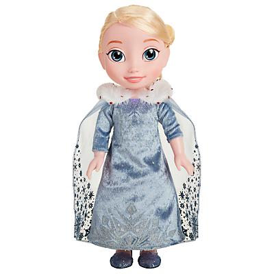 Disney Olaf's Frozen Adventure Elsa Doll