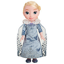 Buy Disney Olaf's Frozen Adventure Elsa Doll Online at johnlewis.com