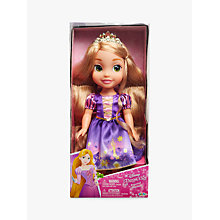 Buy Disney Toddler My First Princess Toddler Rapunzel Online at johnlewis.com