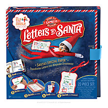 Buy The Elf on the Shelf Letters To Santa Kit Online at johnlewis.com