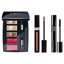 Buy Dior Rouge Dior Liquid Lipstick, Jungle Matte and Pump 'N' Volume Mascara with Gift Online at johnlewis.com
