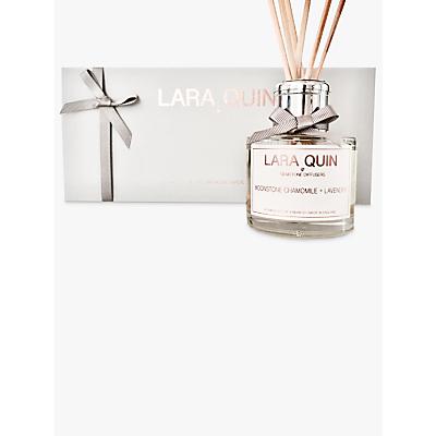 Lara Quin Moonstone Chamomile & Lavender Diffuser, 100ml