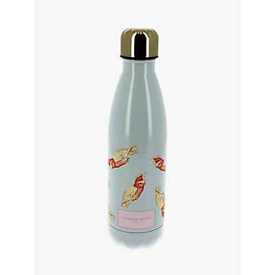 Yvonne Ellen Metal Water Bottle, Grey