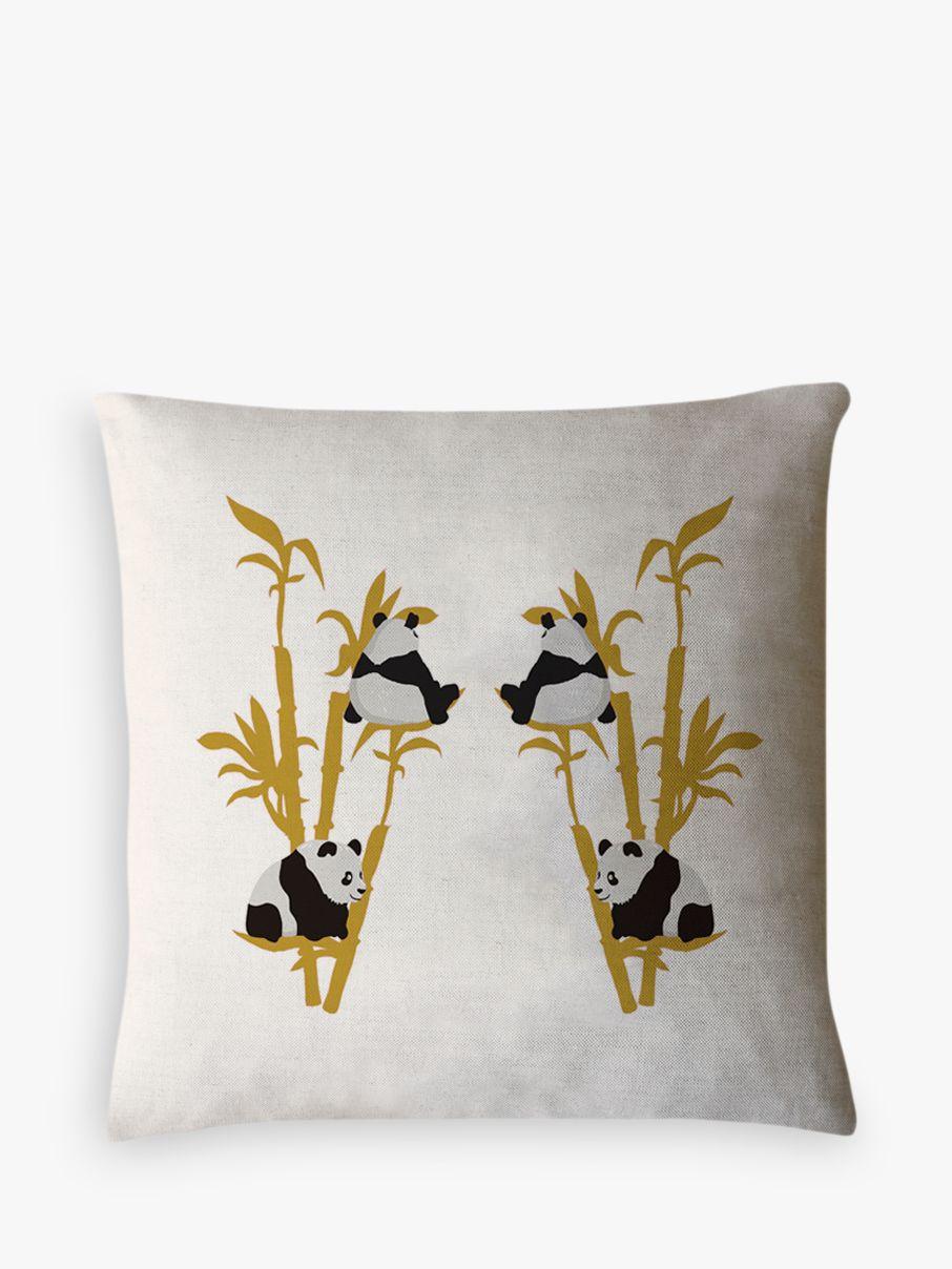 Fenella Smith Panda Cushion