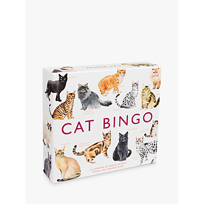 Image of Cat Bingo