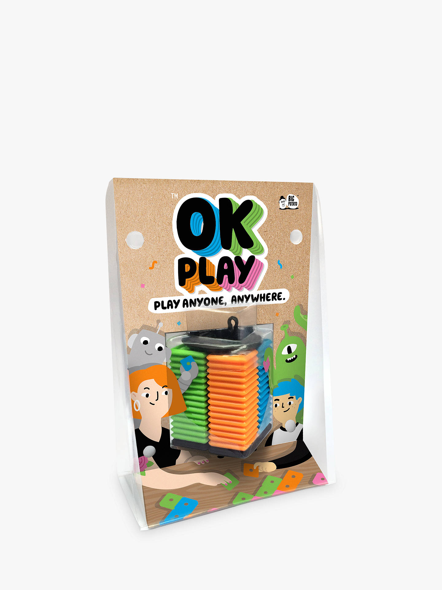 BuyBig Potato OK Play Game Online at johnlewis.com