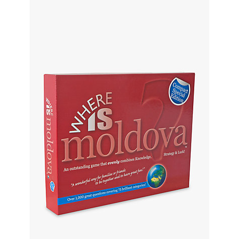 Buy Circa Circa Where Is Moldova Game John Lewis - Where is moldova