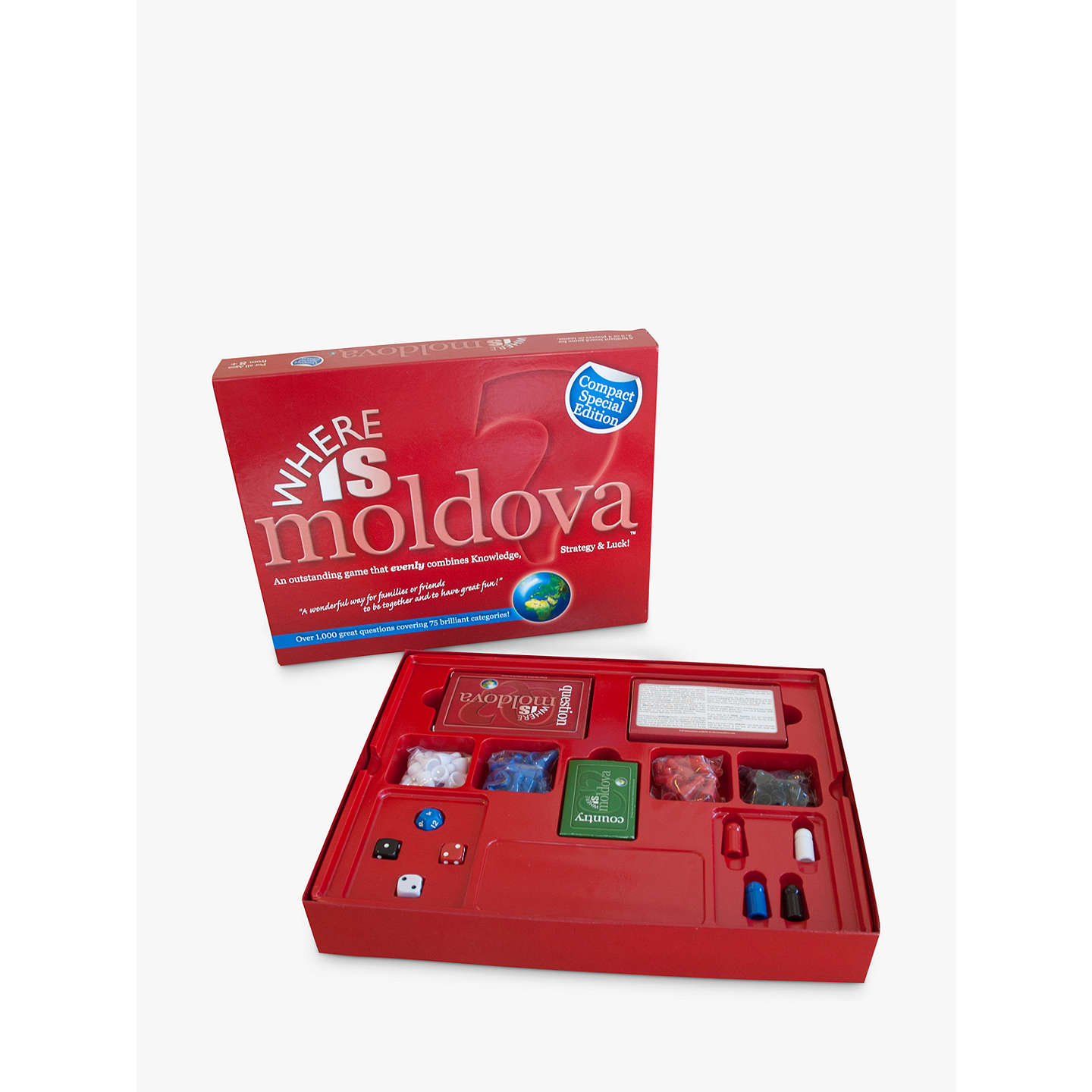 BuyCirca Circa Where is Moldova Game Online at johnlewis.com