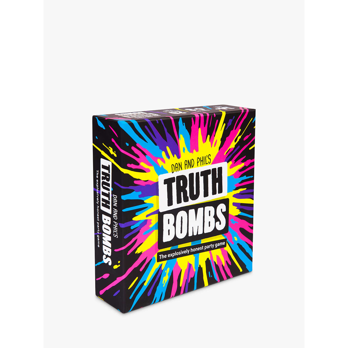 BuyBig Potato Dan And Phil's Truth Bombs Party Game Online at johnlewis.com