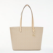 Buy DKNY Sutton Large Tote Bag, Chino Online at johnlewis.com