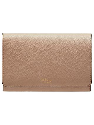 7892757427 ... reduced mulberry continental medium leather french wallet 3e191 761a8