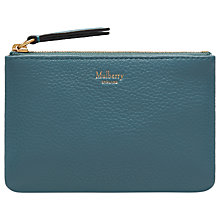 Buy Mulberry Small Leather Coin Pouch Online at johnlewis.com