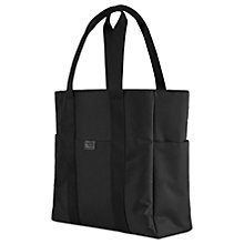 Buy Reiss Walter Tote Bag, Black Online at johnlewis.com