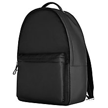 Buy Reiss Ginger Backpack, Black Online at johnlewis.com