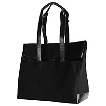 Buy Reiss Milsom Tote Bag, Black Online at johnlewis.com