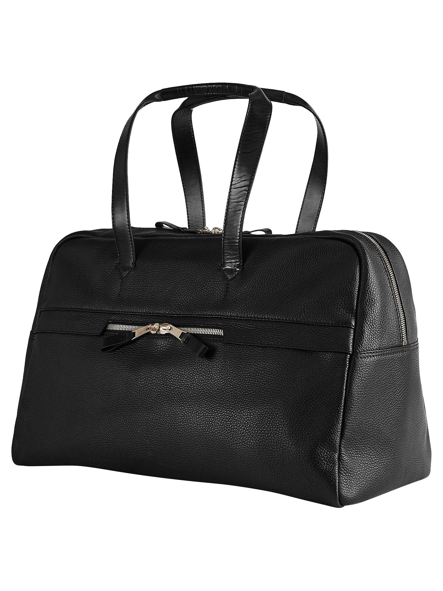 78543e86f701 Buy Reiss Bournemouth Leather Duffle Bag