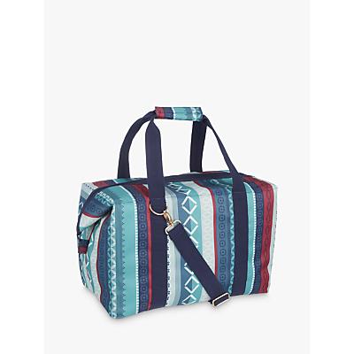 John Lewis Fusion Cooler Tote Bag, Teal, 22L