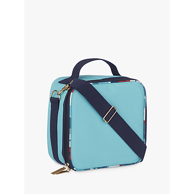 John Lewis Fusion Personal Cooler Bag, Teal, 4L