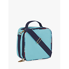 Buy John Lewis Fusion Personal Cooler Bag, Teal, 4L Online at johnlewis.com