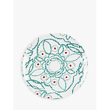 Buy John Lewis Fusion Floral Melamine Side Plate, Multi, Dia.22.8cm Online at johnlewis.com