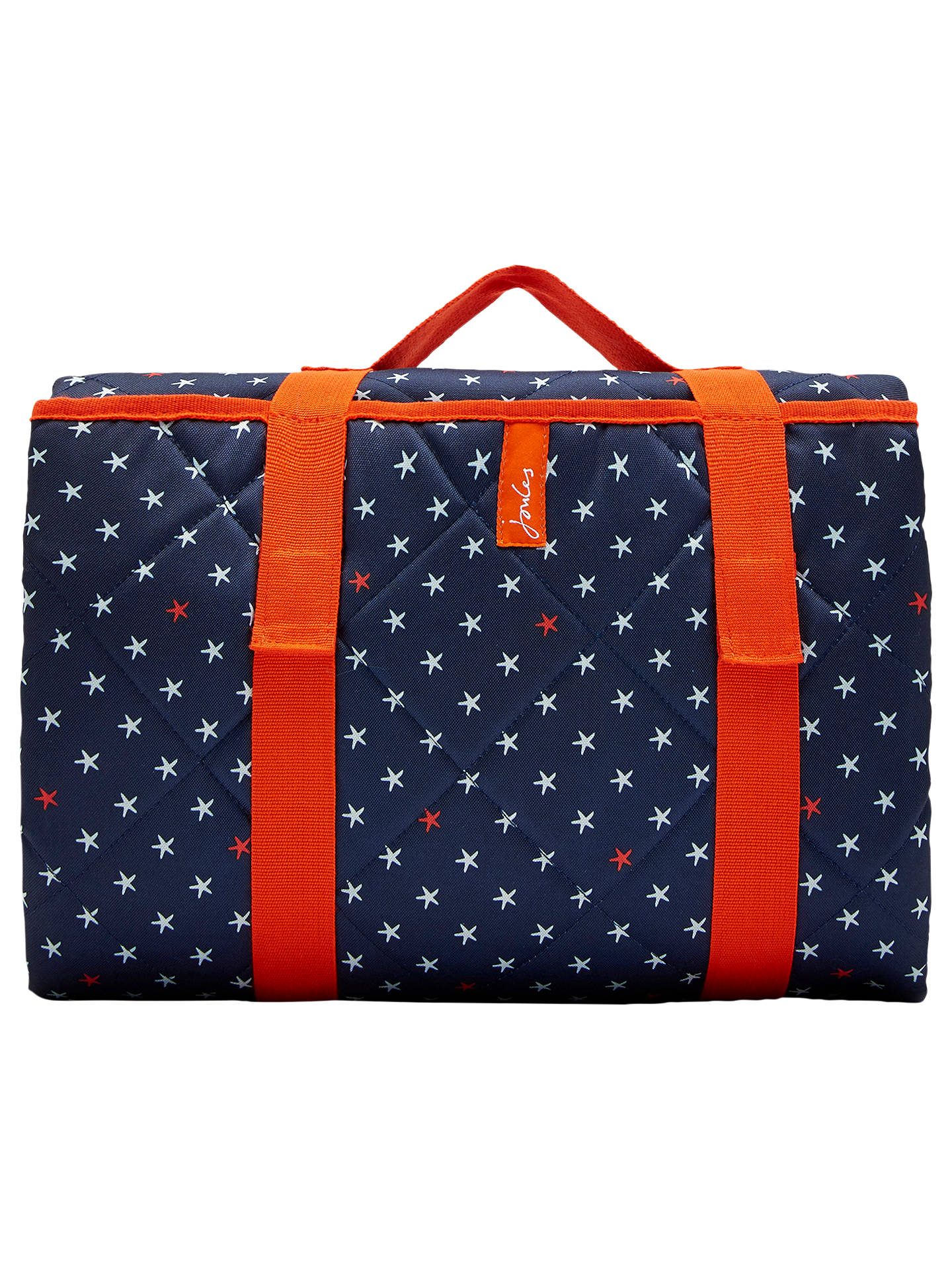 Joules Quilted Starfish Picnic Rug at