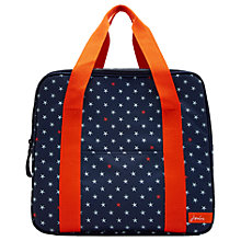 Buy Joules Starfish Picnic Cooler Bag, Navy/Multi Online at johnlewis.com
