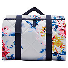 Buy Joules Whitstable Quilted Floral Picnic Rug Online at johnlewis.com