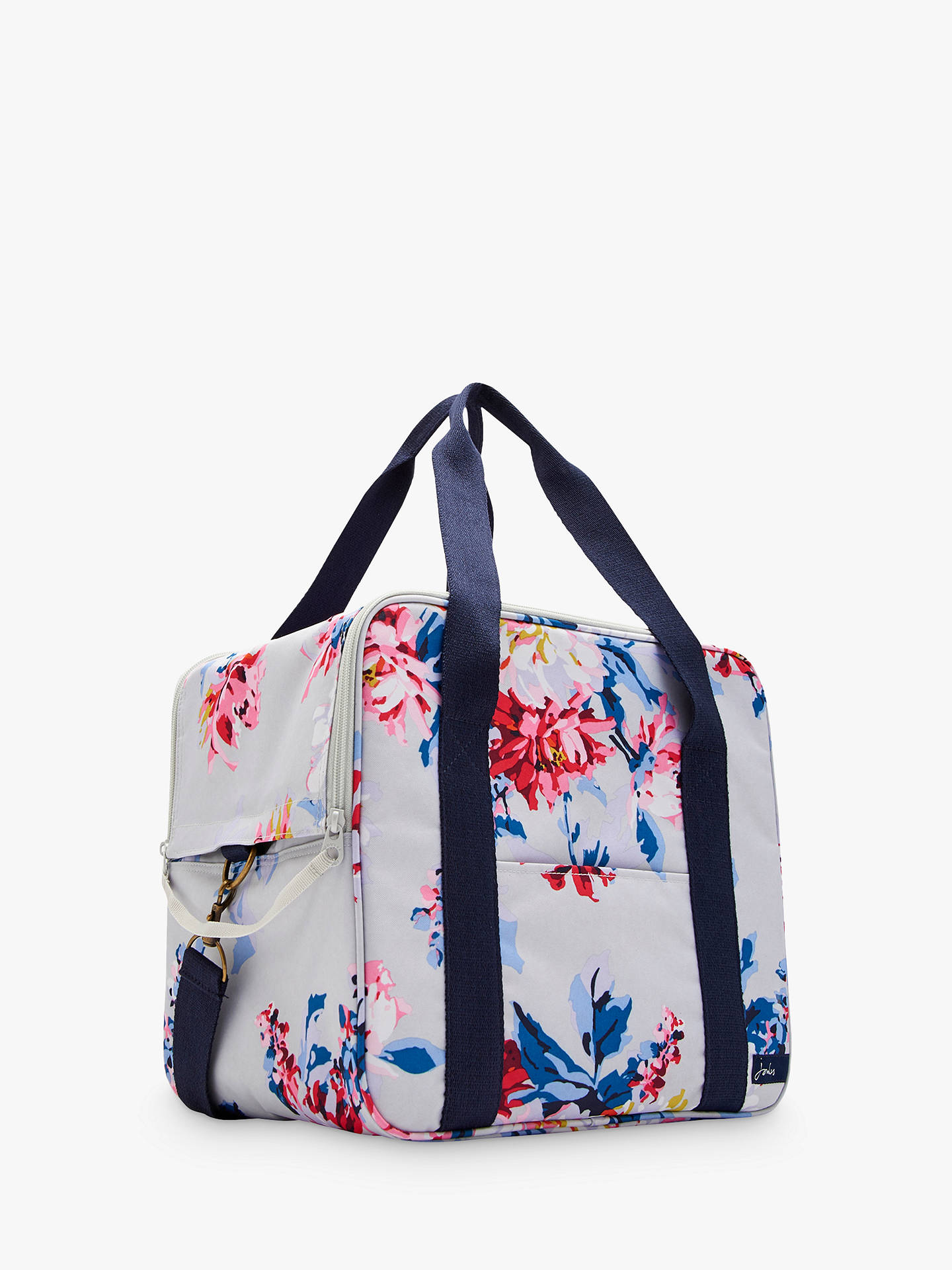 bef80dad40db ... Buy Joules Whitstable Floral Picnic Cooler Bag Online at johnlewis.com  ...