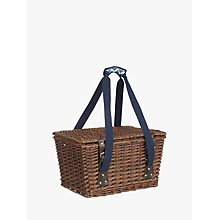 Buy John Lewis Fusion 2 Person Wicker Picnic Hamper Online at johnlewis.com