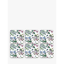 Buy Portmeirion Botanic Garden Chintz Coasters, Set of 6 Online at johnlewis.com