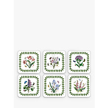 Buy Portmeirion Botanic Garden Coasters, Set of 6 Online at johnlewis.com