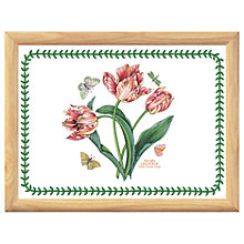 Buy Portmeirion Botanic Garden Lap Tray Online at johnlewis.com