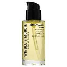 Buy Windle & Moodie Essential Oils Elixir, 50ml Online at johnlewis.com