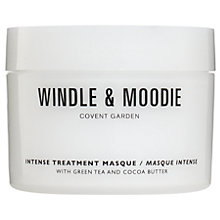 Buy Windle & Moodie Intense Treatment Masque, 200ml Online at johnlewis.com