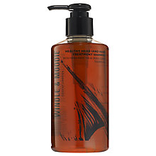 Buy Windle & Moodie Healthy Head (And Hair) Treatment Shampoo, 250ml Online at johnlewis.com