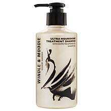 Buy Windle & Moodie Ultra Nourishing Treatment Shampoo, 250ml Online at johnlewis.com