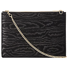 Buy Whistles Rivington Chain Clutch Bag Online at johnlewis.com