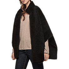 Buy Gerard Darel Grazia Sheepskin Reversible Coat, Blue Online at johnlewis.com