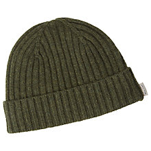 Buy White Stuff Ralph Ribbed Hat Online at johnlewis.com