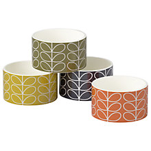Buy Orla Kiely Stem Ramekins, Set of 4 Online at johnlewis.com